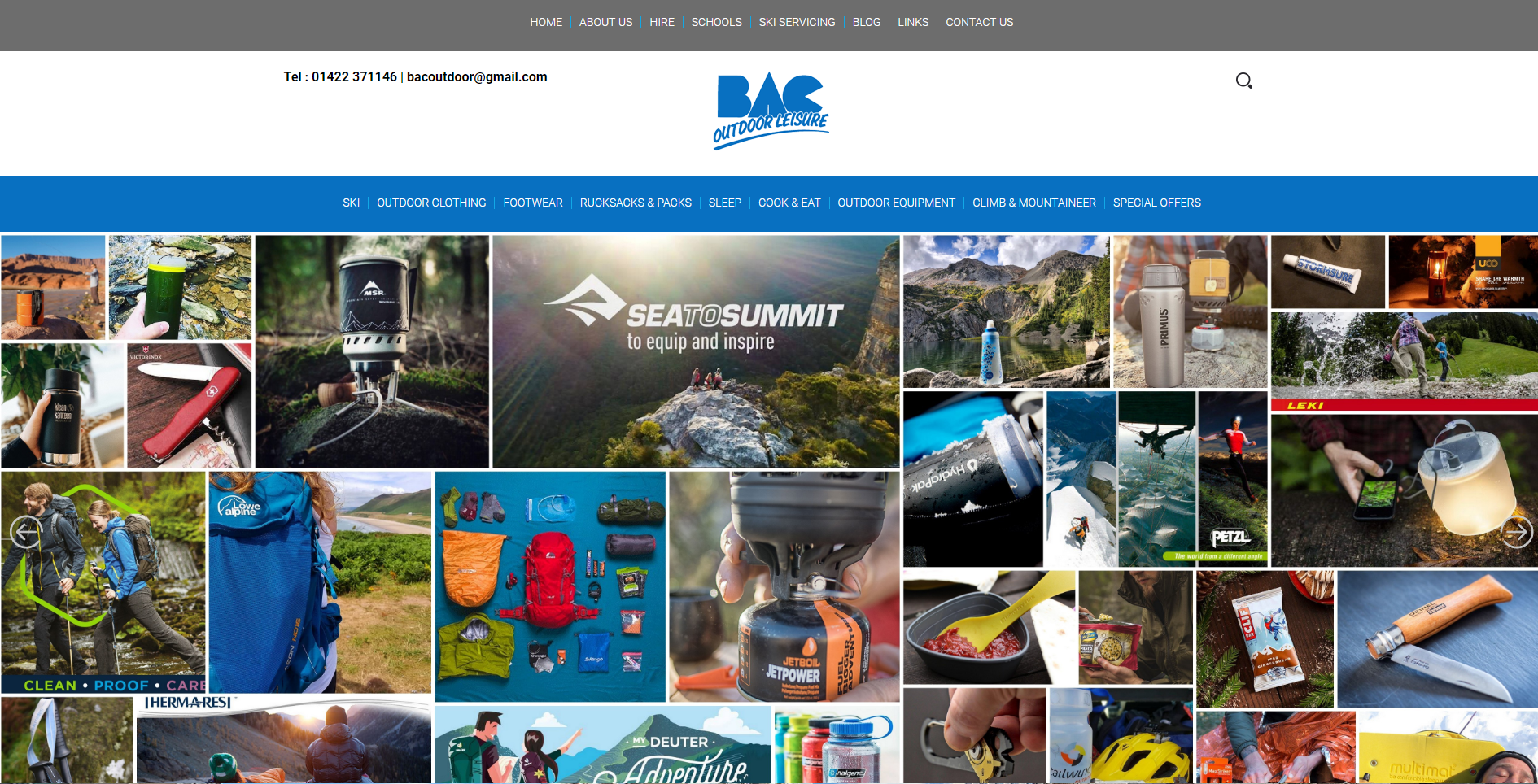 BAC Outdoors /