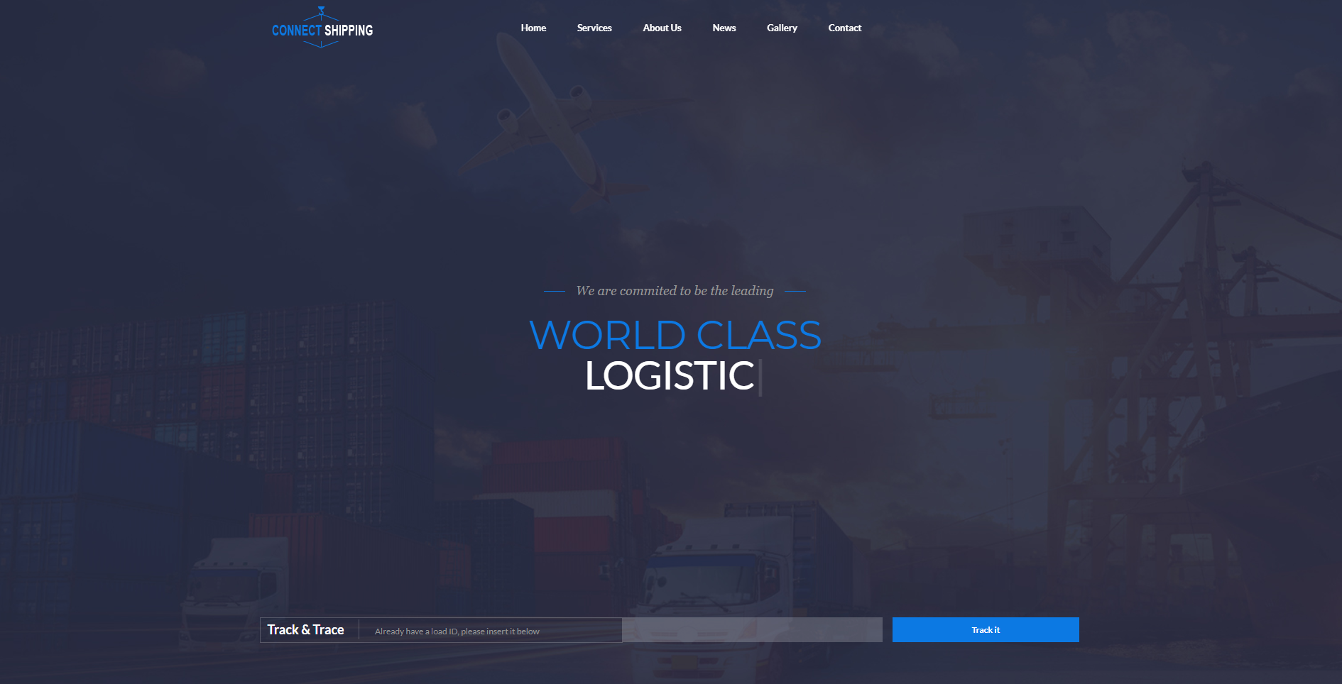 Connect Shipping Ltd /