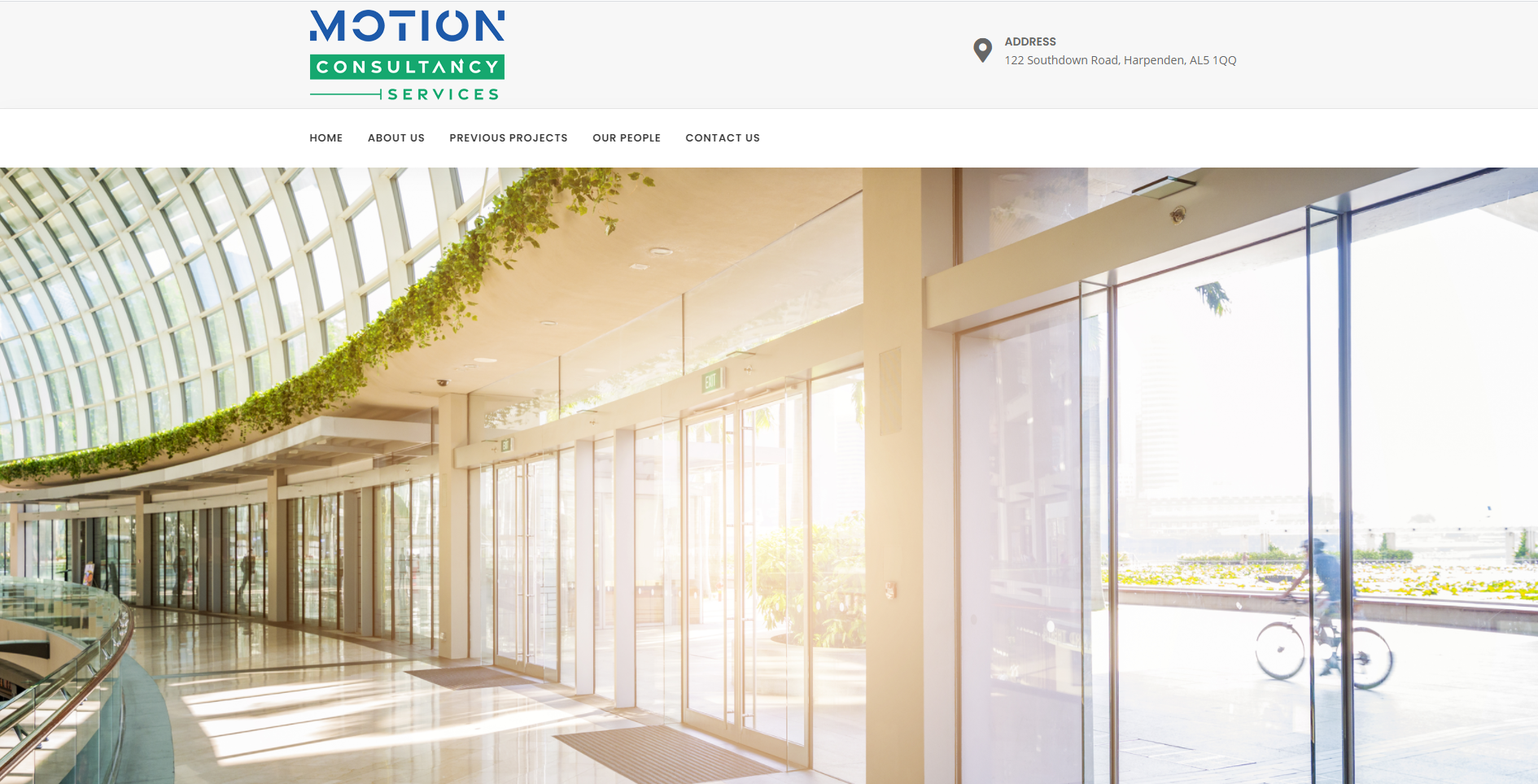 Motion Consultancy Services /