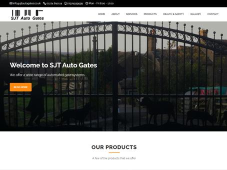 SJT Auto Gates